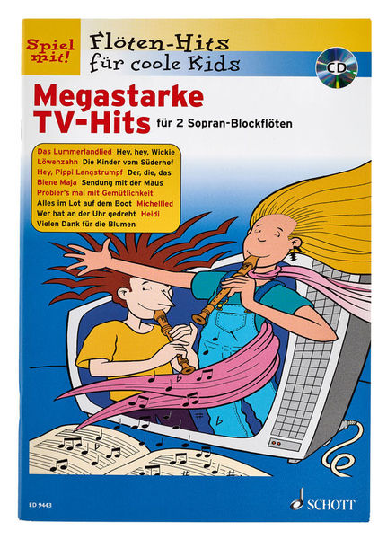 Schott Megastarke TV-Hits Vol.1