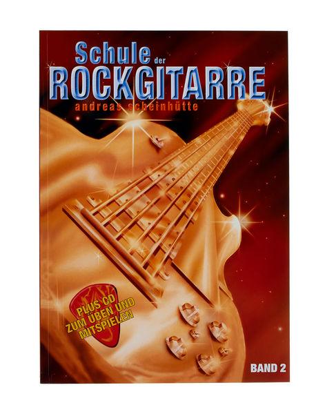 Schule der Rockgitarre 2 Weinberger Musikverlag
