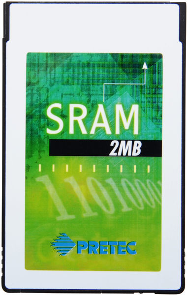 Thomann PCMCIA Card SRAM 2MB