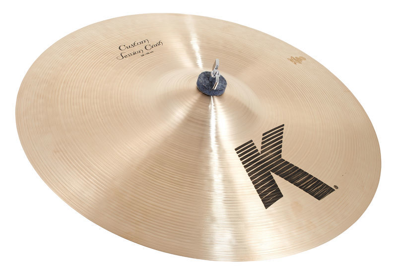 "Zildjian 18"" K-Custom Session Crash"