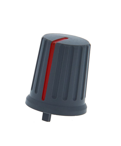 Pioneer DAA 1133 Poti Knob Grey / Red