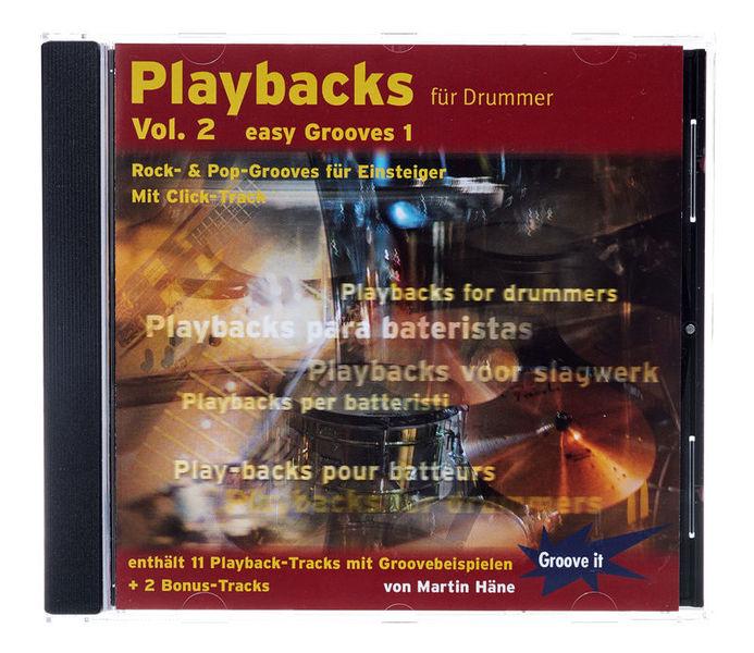 Tunesday Records Playbacks für Drummer Vol. 2