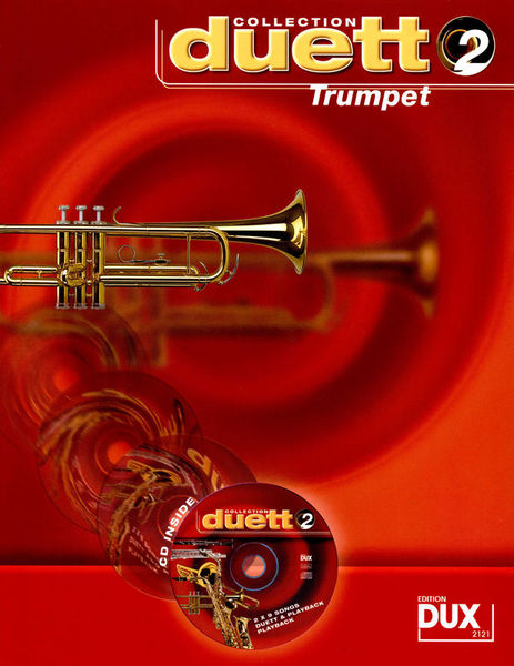 Edition Dux Duett Collection Trumpet 2