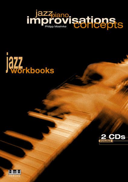 AMA Verlag Moehrke Jazz Piano Concepts
