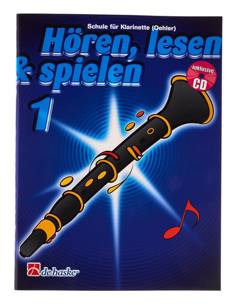De Haske Hören Lesen Schule 1 (Cl) Oeh.