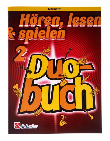 De Haske Hören Lesen Duobuch 2 (Cl)