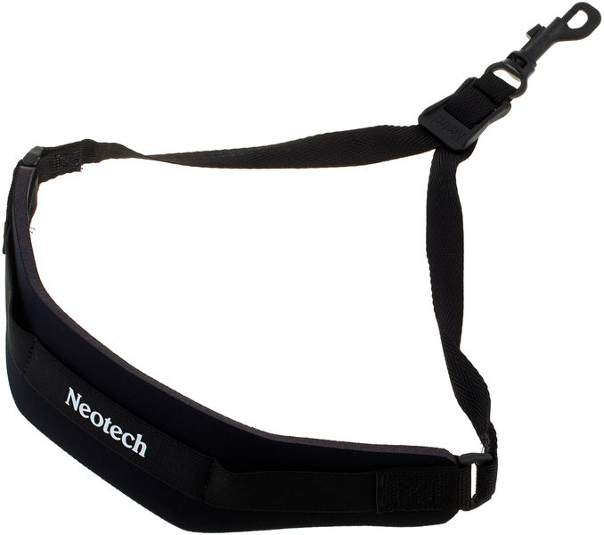 Neotech Strap Saxophone Soft Sax Black