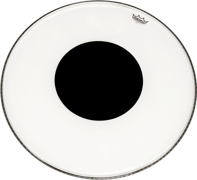 "Remo 26"" CS Clear Bass Drum"
