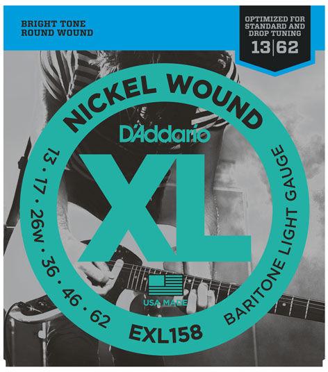 Daddario EXL158