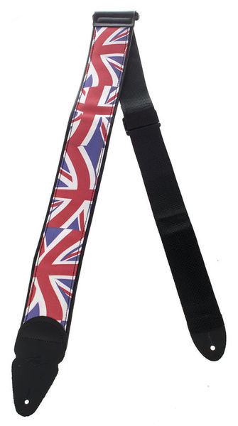 LM Guitar Strap PS-24 Union Jack