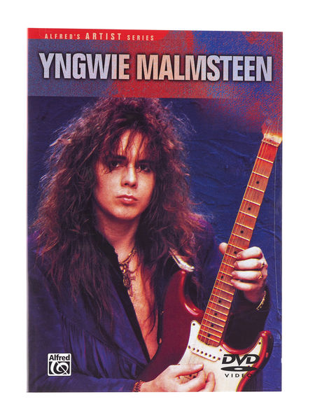 Alfred Music Publishing Yngwie Malmsteen (DVD)