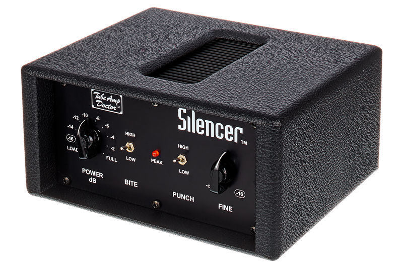 Tube Amp Doctor Silencer 8 Ohms Black