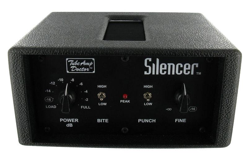 Tube Amp Doctor Silencer 16 Ohms Black