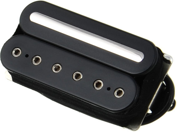 DiMarzio DP207 BK F-Spaced