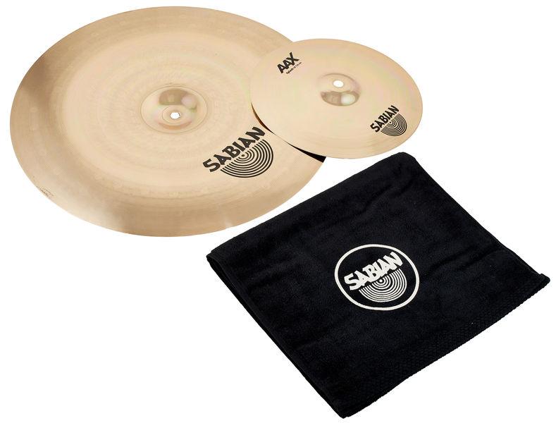 Sabian AAX Effect Cymbal Set