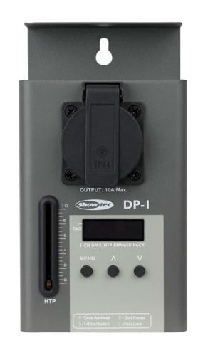 Showtec Single DP-1 Dim. / Switch 10A