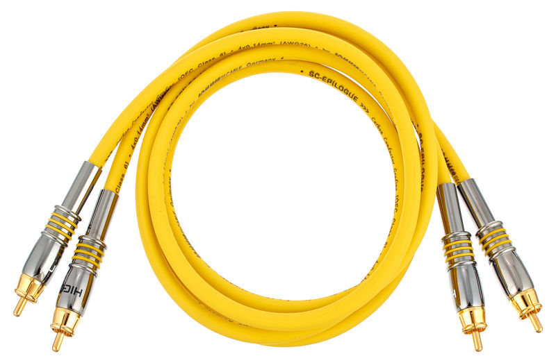 Sommer Cable Epilogue Cinch Cable 1,0