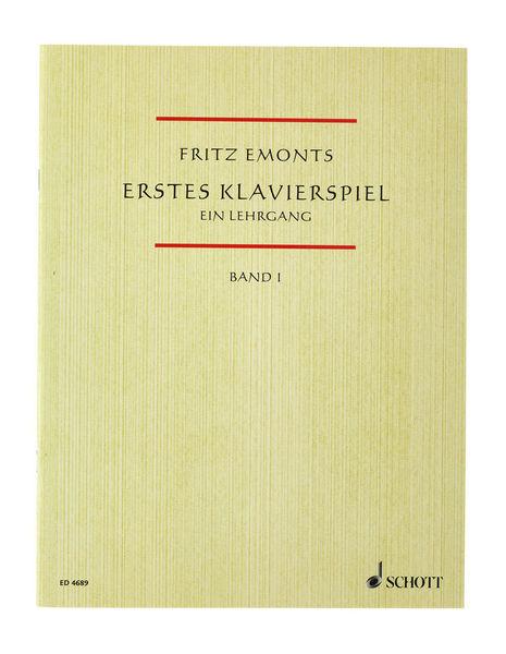 Schott Erstes Klavierspiel Vol.1