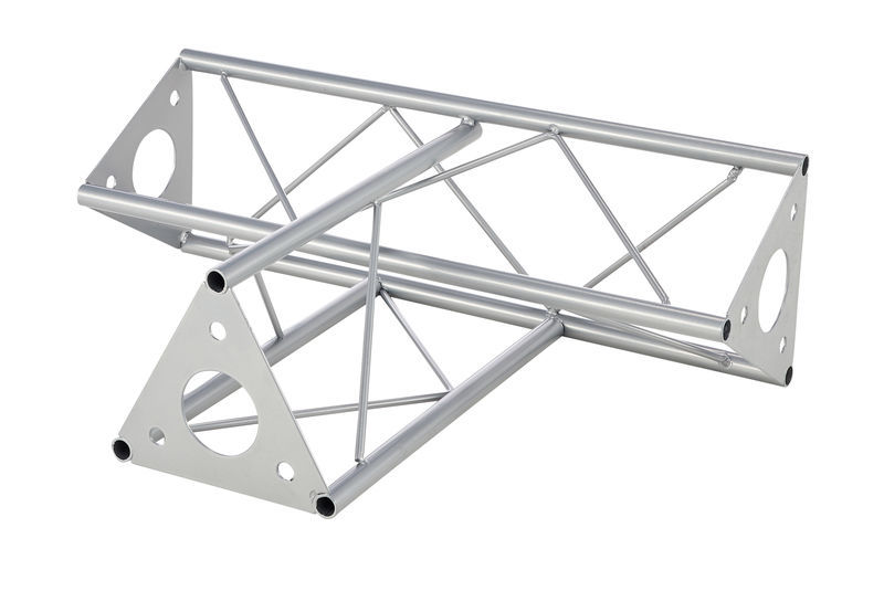 Decotruss T-Piece 3-Way vert. SAT 35 SI