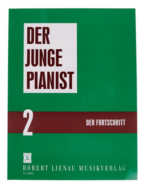 Edition Lienau Der junge Pianist 2