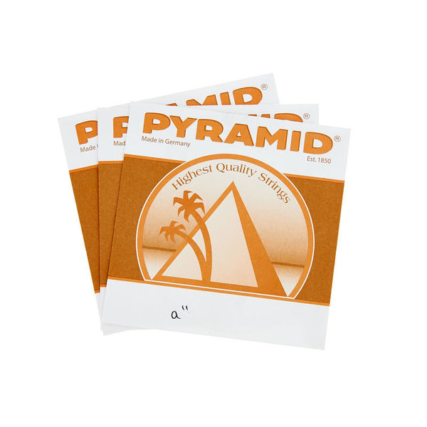 Pyramid Balalaika Strings 678/3