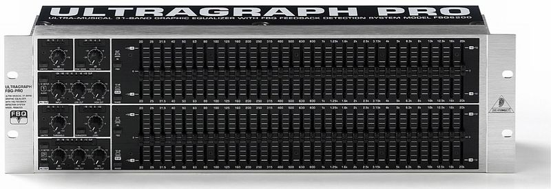 Behringer FBQ6200 Ultragraph Pro