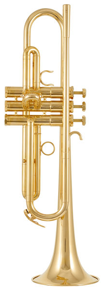 Schilke X3 Bb-Trumpet Gold Plated