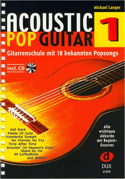 Edition Dux Acoustic Pop Guitar 1