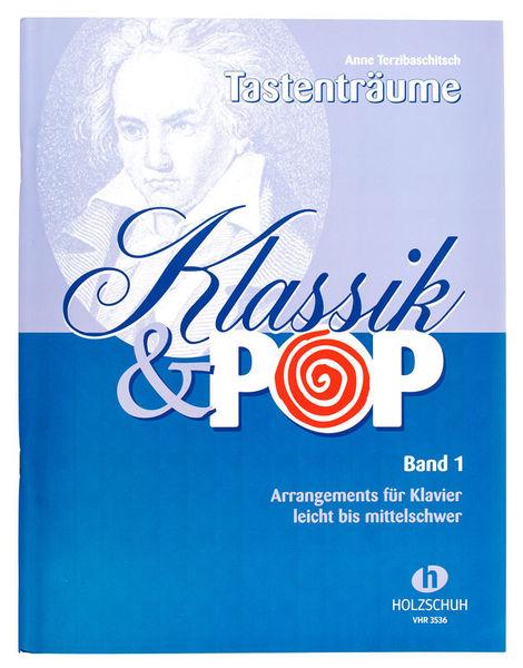 Holzschuh Verlag Tastenträume Klassik & Pop 1