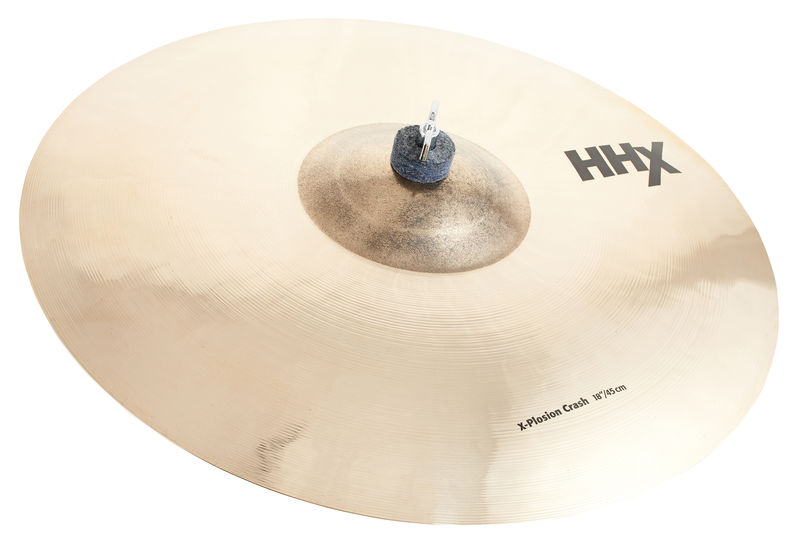 "Sabian 18"" HHX Plosion Crash"