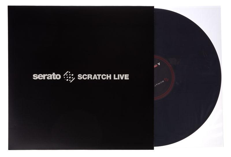 Rane Serato Scratch Vinyl