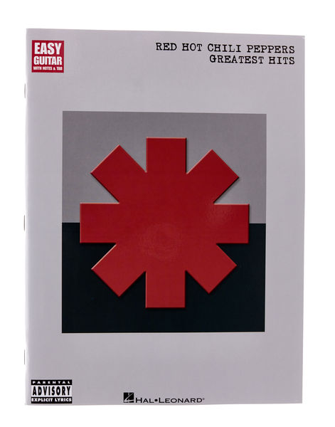 Hal Leonard Red Hot Chili Greatest Guitar