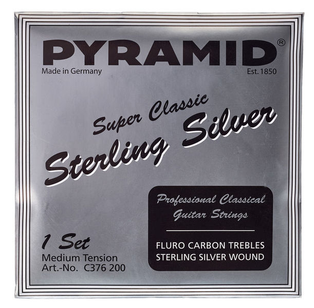 Pyramid Super Classic Carbon Normal