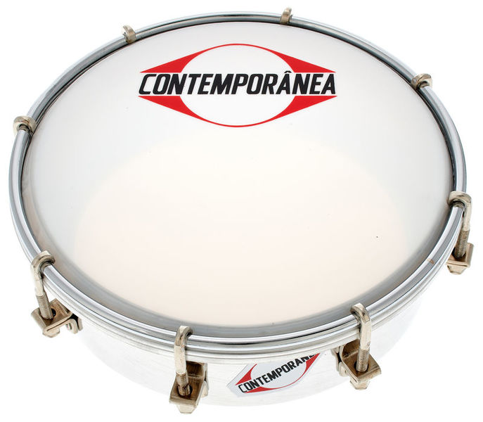 "Contemporanea 06"" Tamborim Metal / Alu"