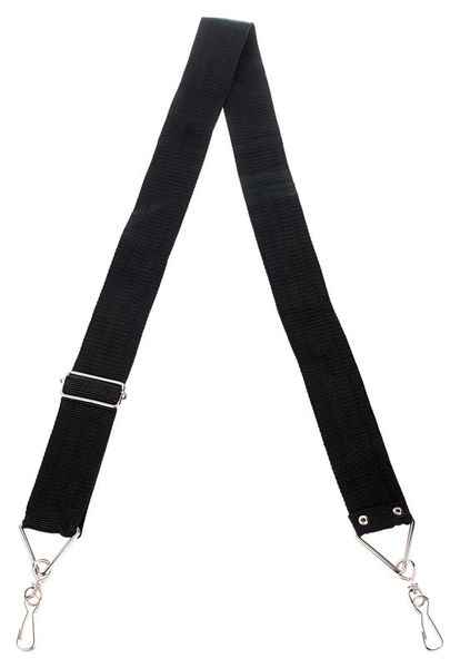 Contemporanea Belt 2 Hooks Black