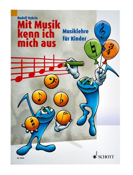 Mit Musik Kenn Ich Mich Aus Schott