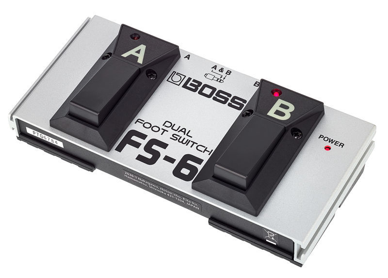 boss fs 6 thomann uk rh thomann de boss fs-6 manuel boss fs-6 manual español