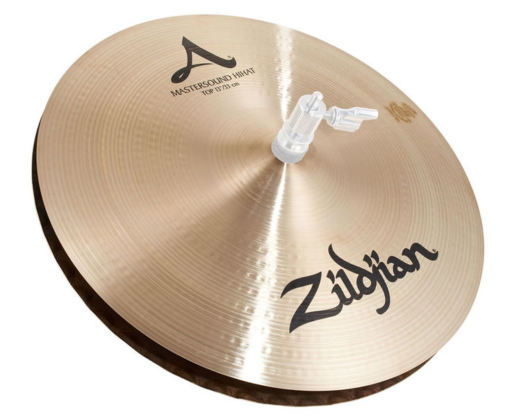 "Zildjian 13"" A-Series Mastersound HiHat"