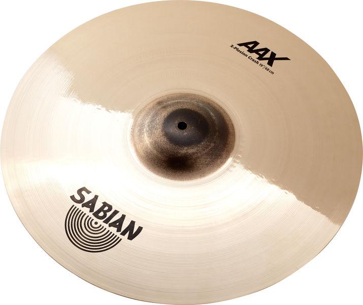 """Sabian 19"""" AAX AAXplosion Crash"""