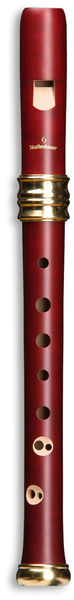 Mollenhauer 4119R Adris Dream Recorder Red