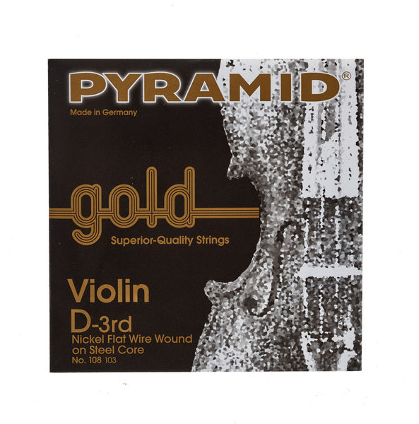Pyramid Violin String D