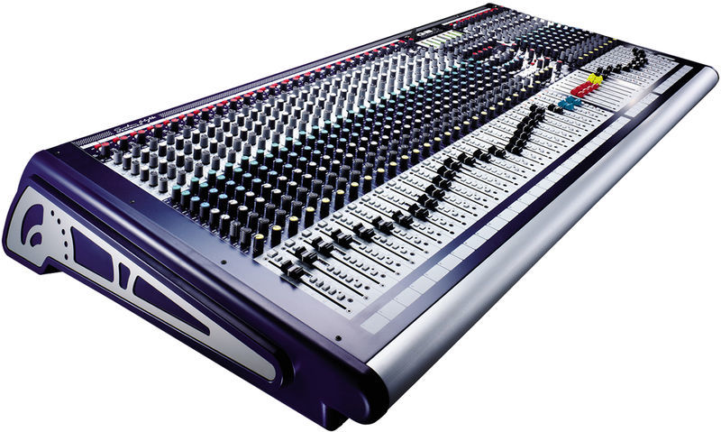 Soundcraft Gb4-40+2