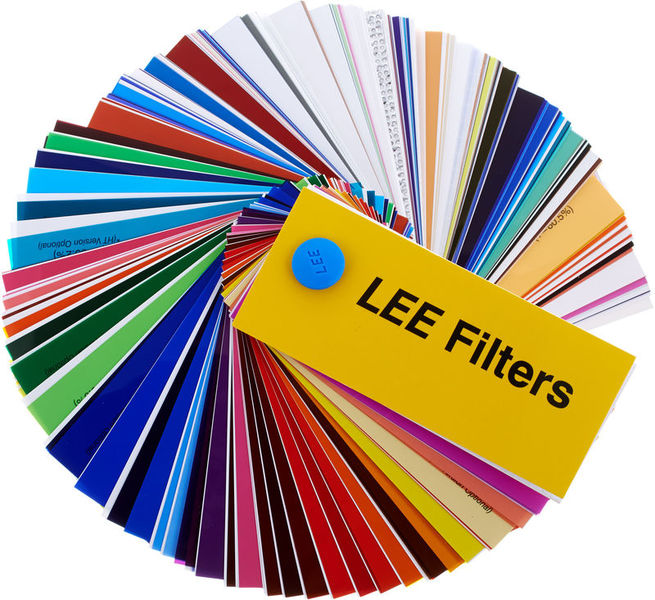 Lee Colour Filter Cataloque