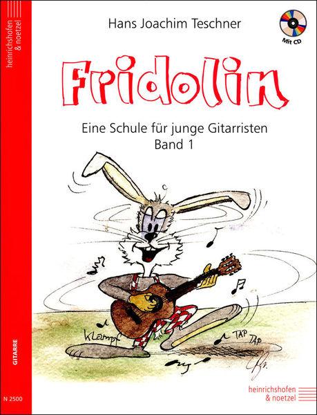 Fridolin Vol.1 +CD Heinrichshofen's Verlag