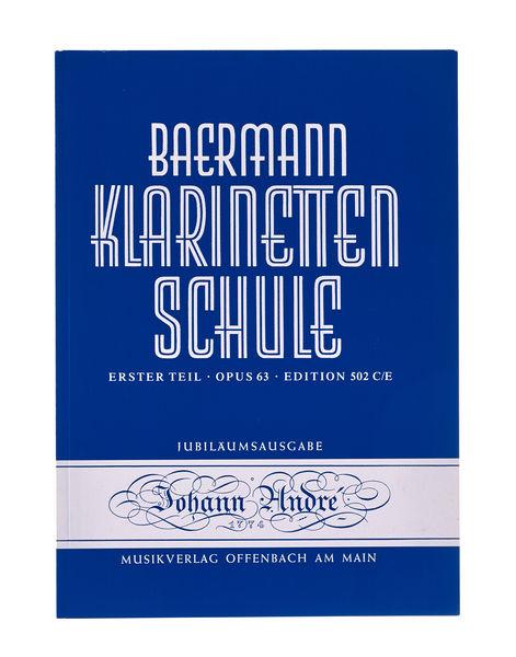 Musikverlag Offenbach Klarinettenschule 502C/E