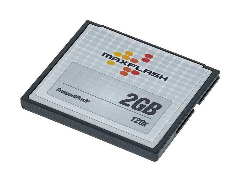 Thomann Compact Flash Card 2 GB