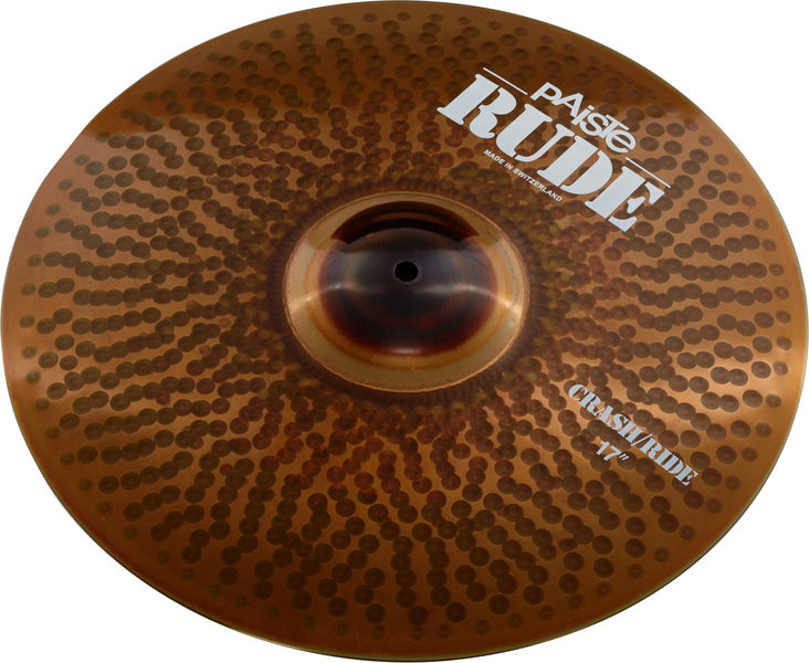 "Paiste 17"" Rude Crash/Ride"
