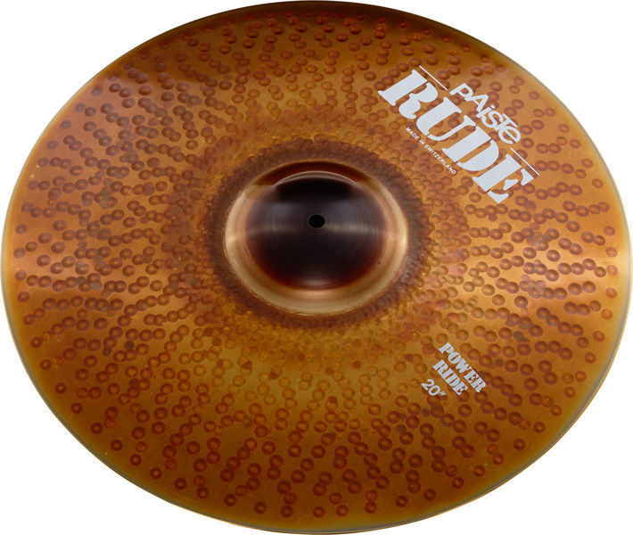 "Paiste 20"" Rude Power Ride"