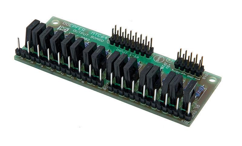 Doepfer MTC 64 Outputboard