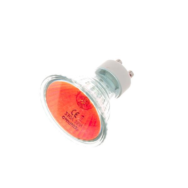 Omnilux GU-10 35W/230V Red